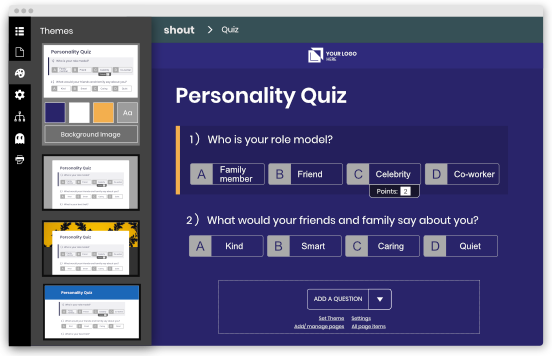 Making Online Quizzes And Customizing Them