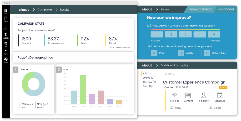 Marketing CRM Software For Teams
