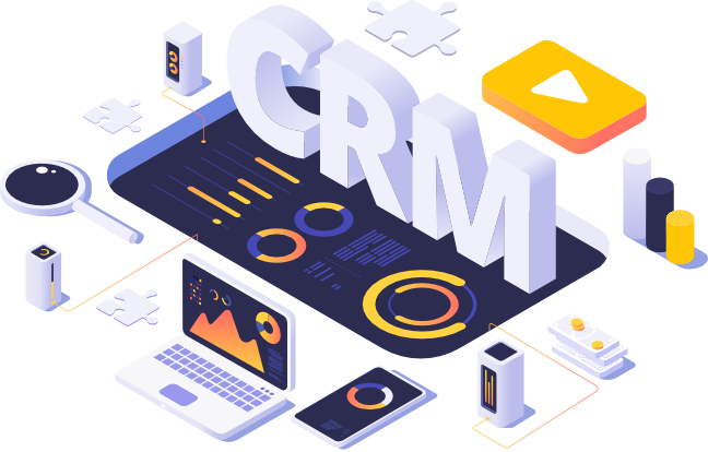 Shout Research Marketing CRM Charts and Graphs